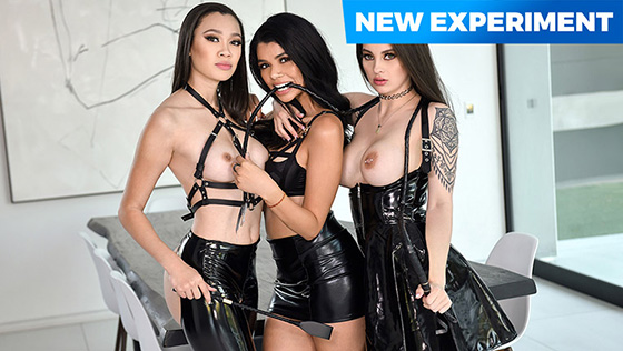 SexTop TeamSkeetLabs Harley Haze Maddy May Madi Laine It s A Womans World