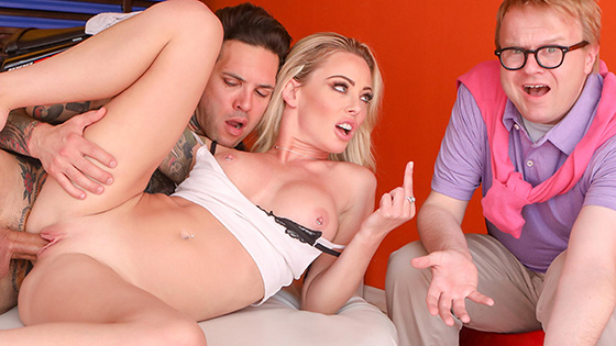 Jav5 Cucked Isabelle Deltore Wimpy Husband Doesnt Deserve This Pussy 08 03 2020