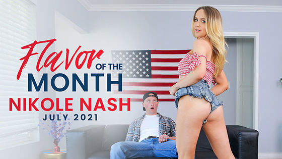 Xvideos MyFamilyPies Nikole Nash July 2021 Flavor Of The Month