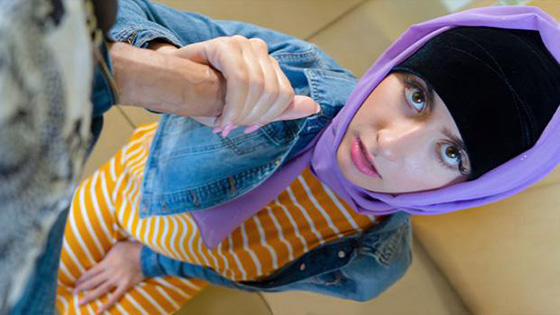 Javmix HijabHookup Angeline Red Follow Your Wet Fantasies