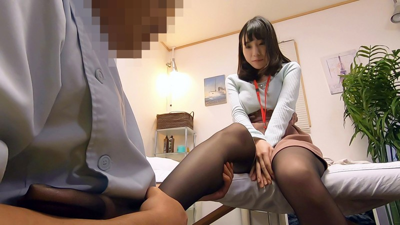 285ENDX-277 HpJav Big breasts come out through the rib knit that fits the body He came to the hospital with a feeling of discomfort
