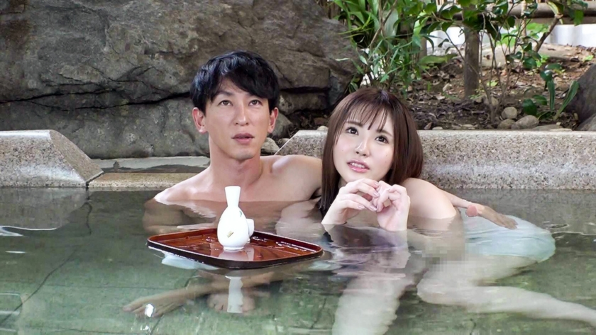 326ONS-011 JavOpen Fake hot spring program planning aimed at a happy couple chastity idea stronger in a huge breast body