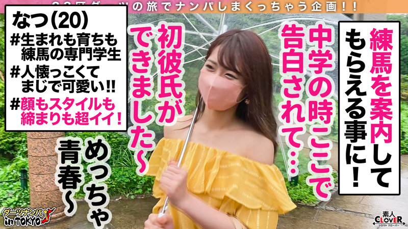 529STCV-018 Jav 中文 Summer plan to throw darts on a map of the 23 wards of Tokyo and pick up women