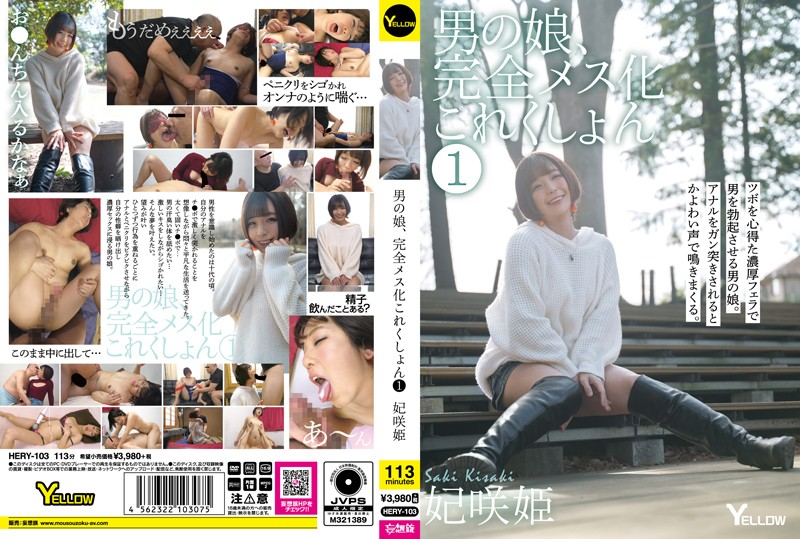 HERY-103 Jav Streaming Man s Daughter Complete Femaleization Collection 1 Princess Sakihime